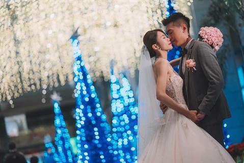 楓凌小徑|婚禮紀錄|婚攝|新版彭園|聖誕