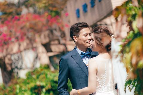 PTT新人推薦|照片充滿幸福感的婚攝-楓凌小徑