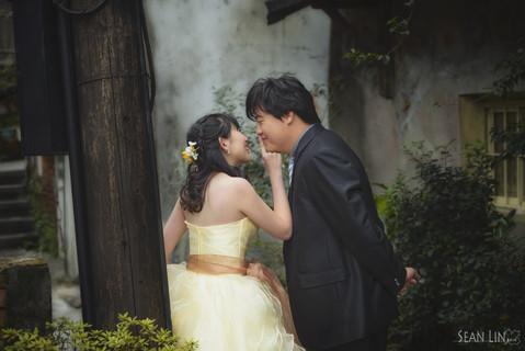 楓凌小徑/自助婚紗/金瓜石老街/婚紗/Pre-Wedding
