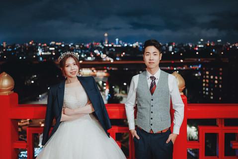 楓凌小徑|婚禮紀錄|婚攝|圓山大飯店|宇&婷