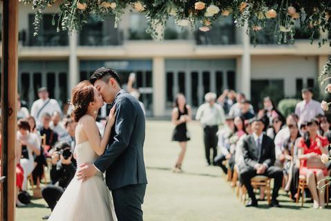 楓凌小徑|婚攝|婚禮紀錄|戶外證婚|古斯托餐廳|威&卉