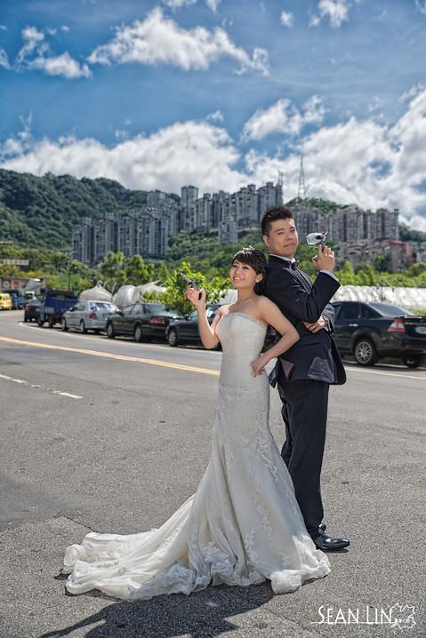 楓凌小徑/自助婚紗/桃園婚攝/台北婚攝/Wedding Day