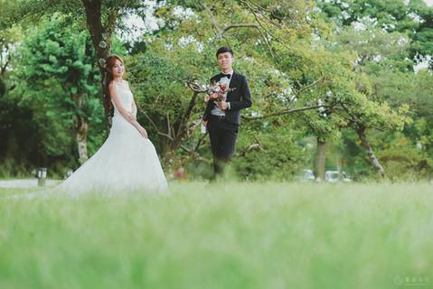 自主婚紗|自助婚紗|婚紗|楓凌小徑