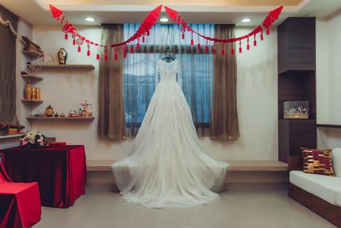 楓凌小徑|婚禮紀錄|婚攝|早妝