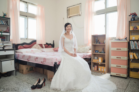 楓凌小徑/婚禮記錄/迎娶過程