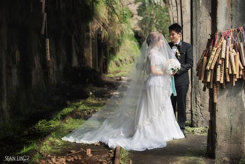 楓凌小徑/自助婚紗/自主婚紗/婚紗/平溪菁桐/Pre-Wedding