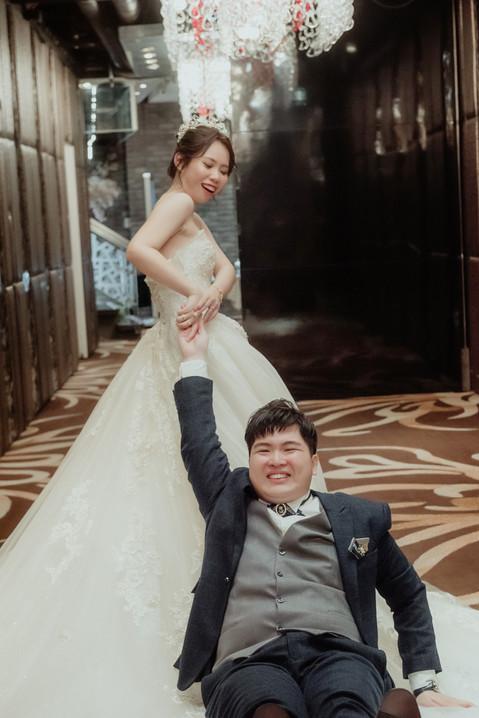 楓凌小徑|婚禮紀錄|婚攝|類婚紗|台北彭園