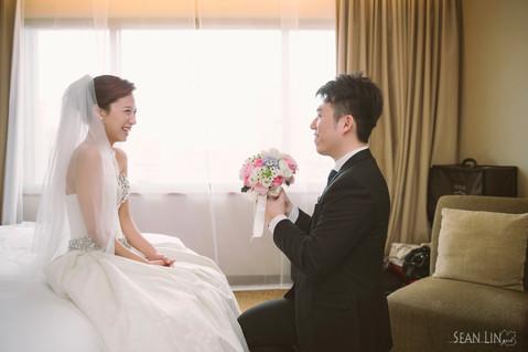 楓凌小徑/婚禮記錄/喜來登/捧花