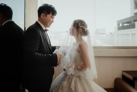 楓凌小徑|婚禮紀錄|婚攝|迎娶|彭園台北館