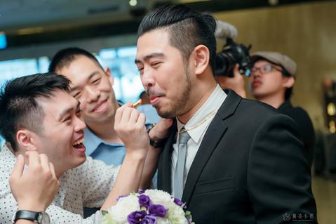 楓凌小徑|婚禮記錄|婚攝|新郎闖關