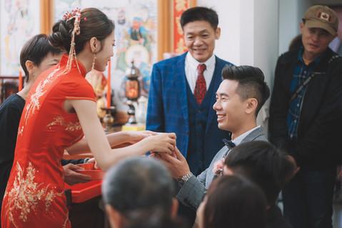 楓凌小徑|婚禮紀錄|婚攝|文定