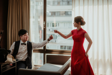 楓凌小徑|婚攝|婚禮紀錄|早妝|天閣酒店