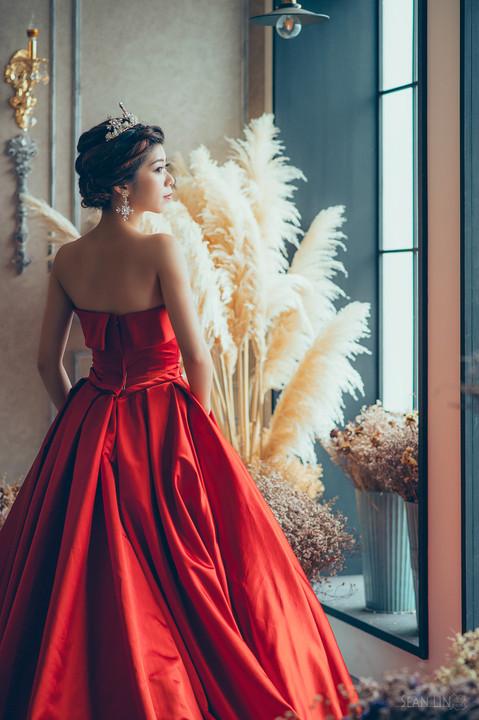 楓凌小徑|自主婚紗|自助婚紗|棚拍