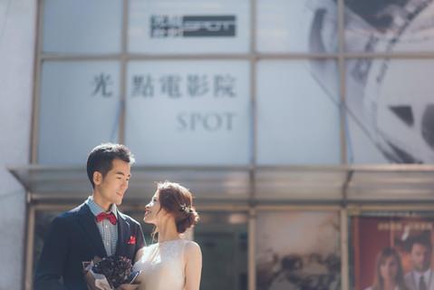 楓凌小徑|婚攝|婚禮紀錄|台北光點|馥&蕙