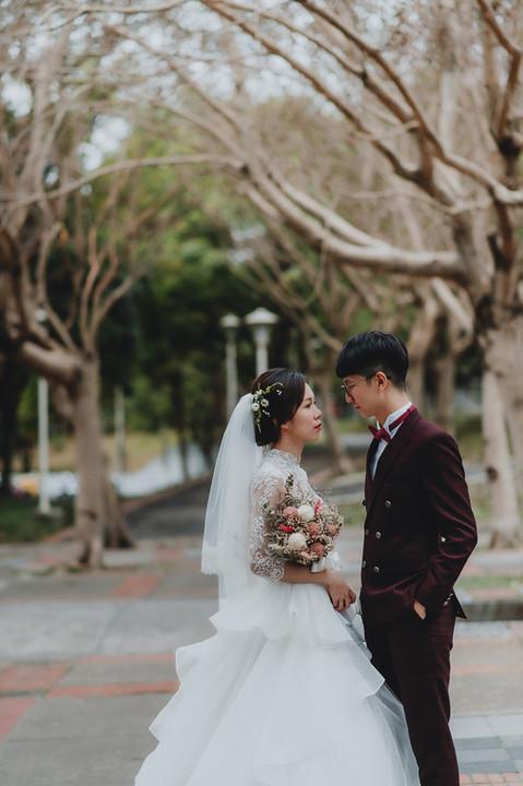 楓凌小徑|婚攝|婚禮紀錄|新莊體育場|類婚紗