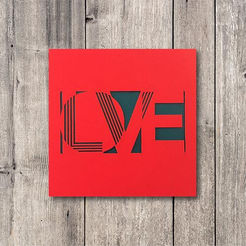 Modern Love Designs - Red Edition