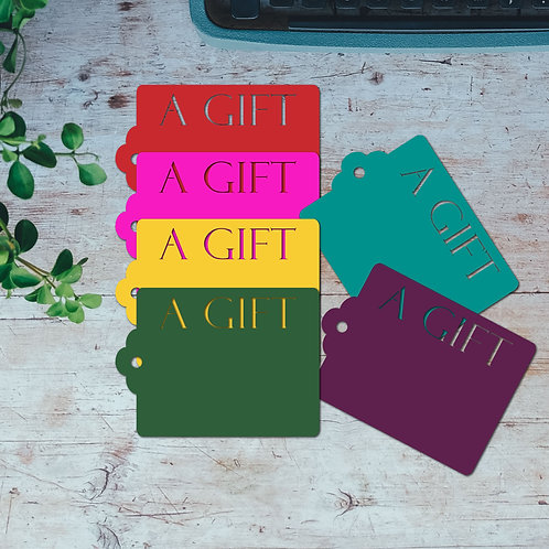 A Gift Tags
