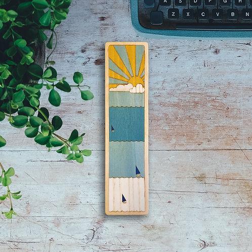 Sunshine Wave Bookmark