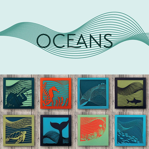 The Complete Oceans Collection