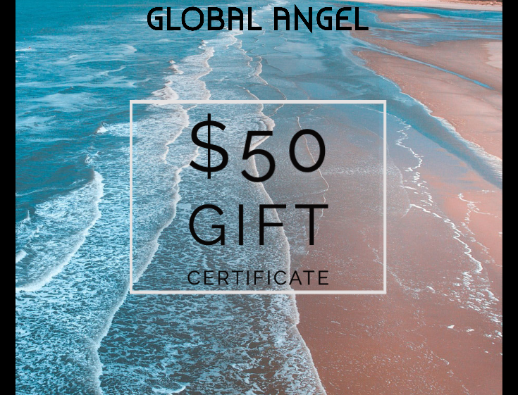 $50 GLOBAL ANGEL Gift Card