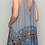Thumbnail: Blue Print Dress