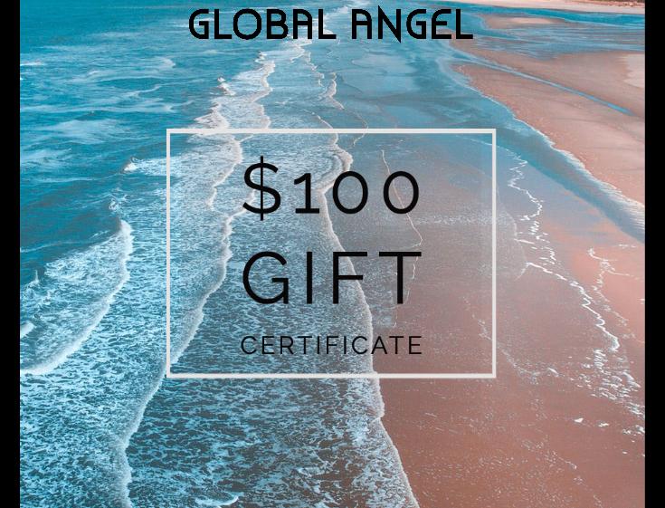 $100 GLOBAL ANGEL Gift Card