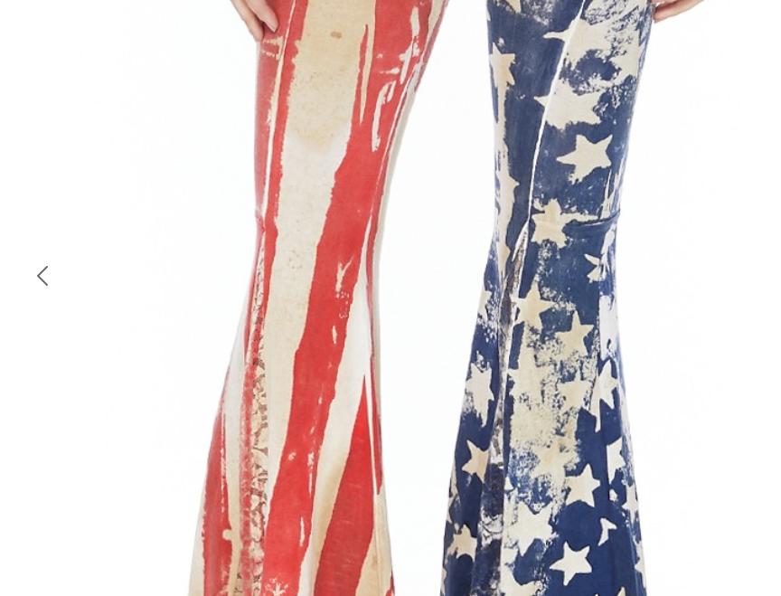 Patriotic Mermaid Pants