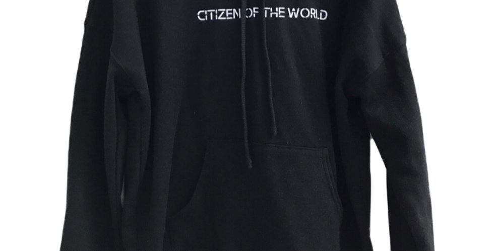 Citizen Of The World Unisex Cruiser Hoodie