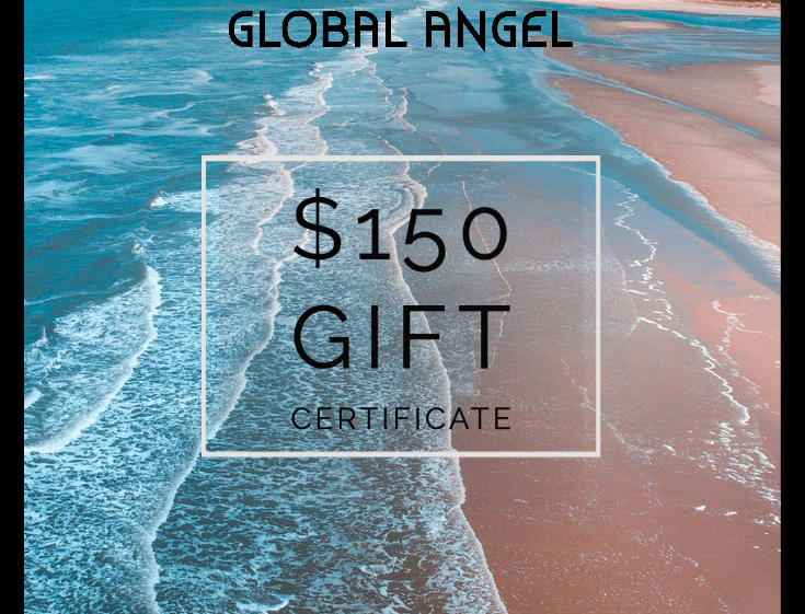 $150 GLOBAL ANGEL Gift Card