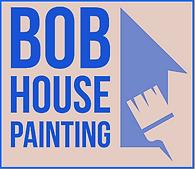BOB HOUSE PAINTING logo
