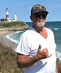 Bob the Fire Island housepainter