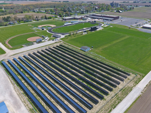 C2 Energy Capital Works with Solar Partners to Guide a School Solar Project to Successful Completion