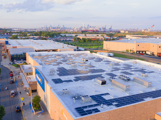 C2 Energy Capital's Walmart New Jersey Solar Project Wins  Solar Builder Large-Scale Project of the