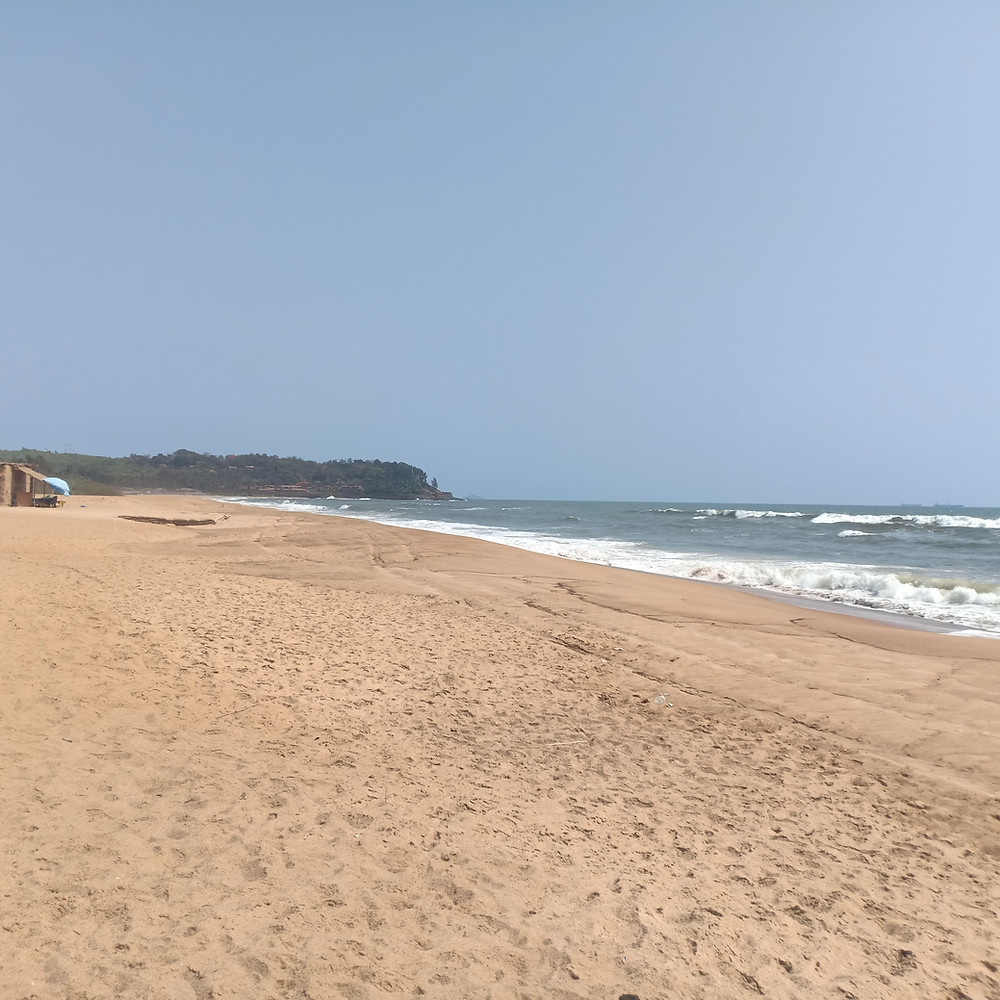 Sinquerim/Candolim Beach May 2020