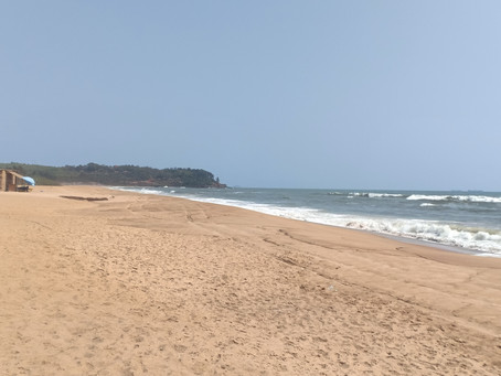 Tranquil Goa as it eases out of lockdown