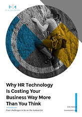 Why HR Technology Is Costing Your Busine