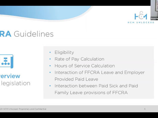 BEWARE: How to avoid the costly mistake of incorrectly calculating rate of pay for FFCRA leave