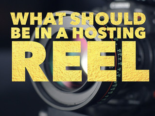 What Should Be In A Hosting Reel
