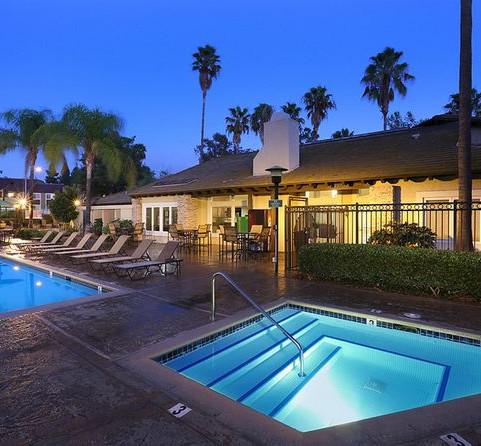 Amber Park Apartments LA