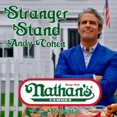 Talent Resources Sports - Nathan's Famous Campaign
