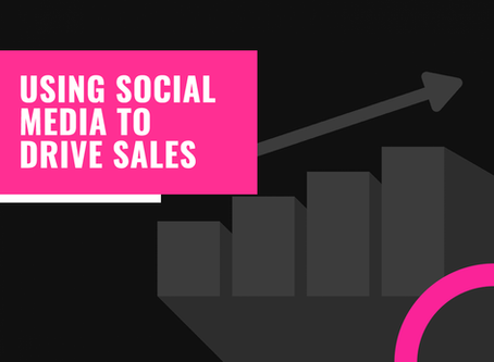 Using Social Media to Drive Sales