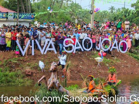Viva Sao Joao 2020 (not much of a splash)