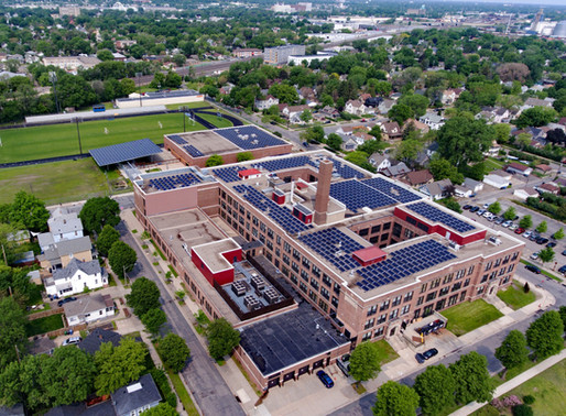 C2 Energy Capital's Solar Project for Minneapolis Public Schools District Wins INNOVATION AWARD 2020