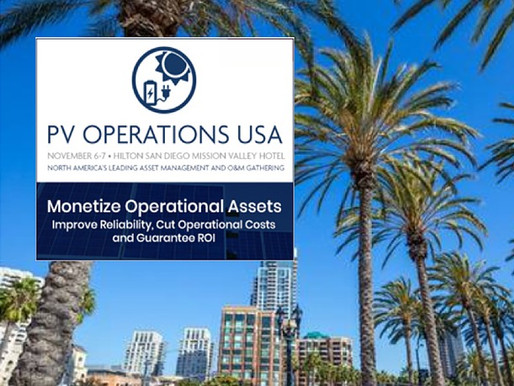 C2 Energy Capital Presenting at 2019 Reuters PV Operations USA Conference