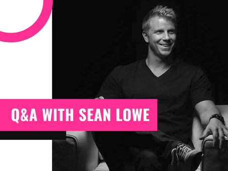 Q&A with Sean Lowe