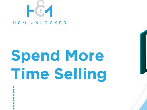 Spend More Time Selling