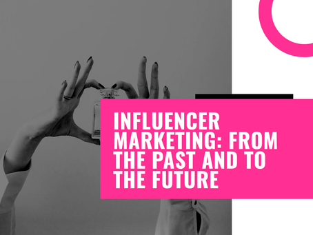 Influencer Marketing: From the Past and To the Future