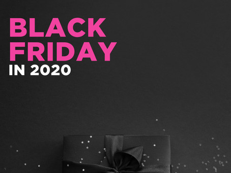 Black Friday in 2020