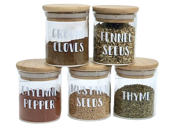 Herbs & Spices Bundle