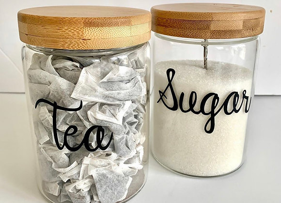 Tea, Coffee & Sugar Bundle